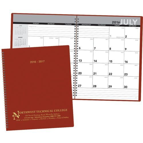 7 Images of Printable Monthly Academic Planner