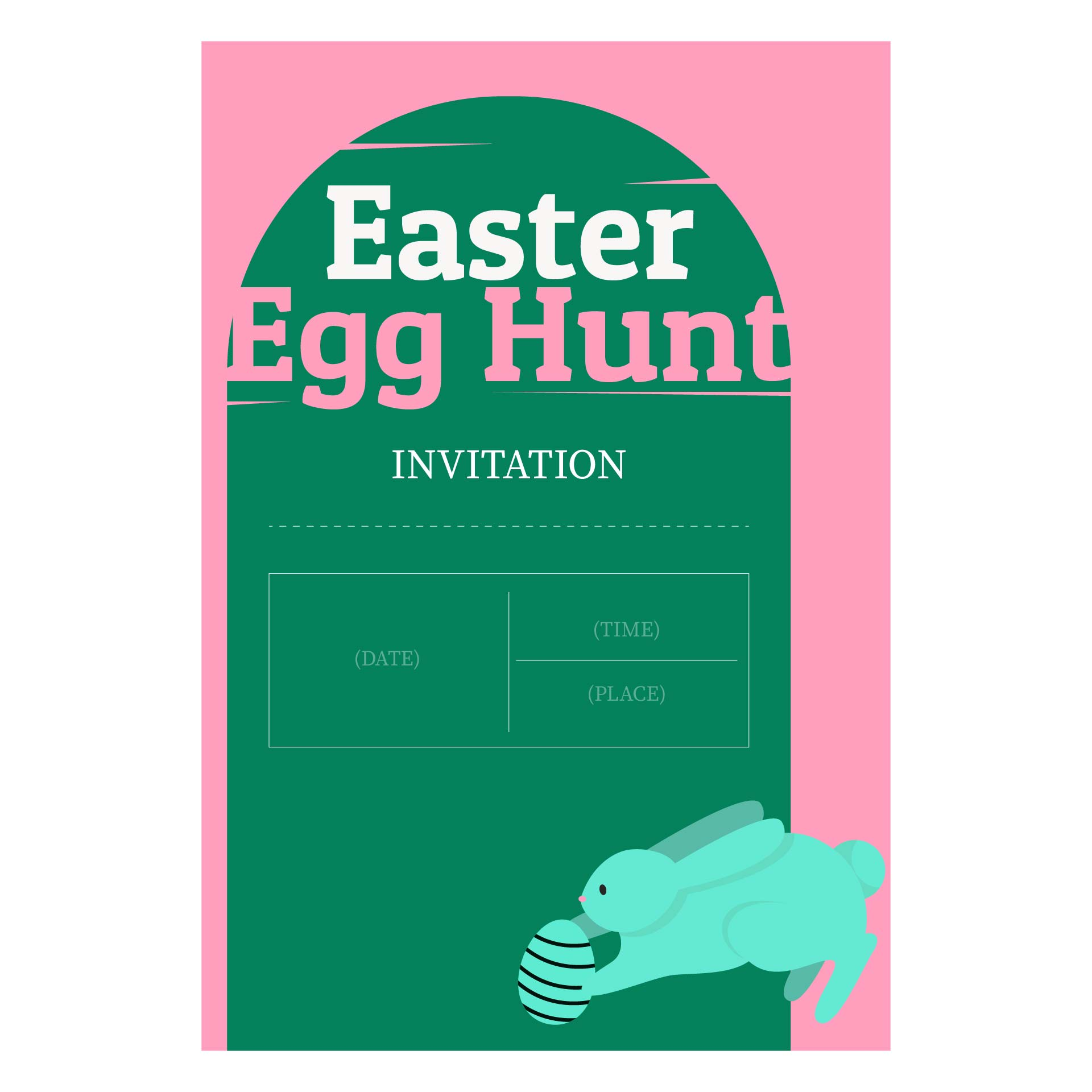6 Images of Happy Easter Printable Egg-Shaped Labels