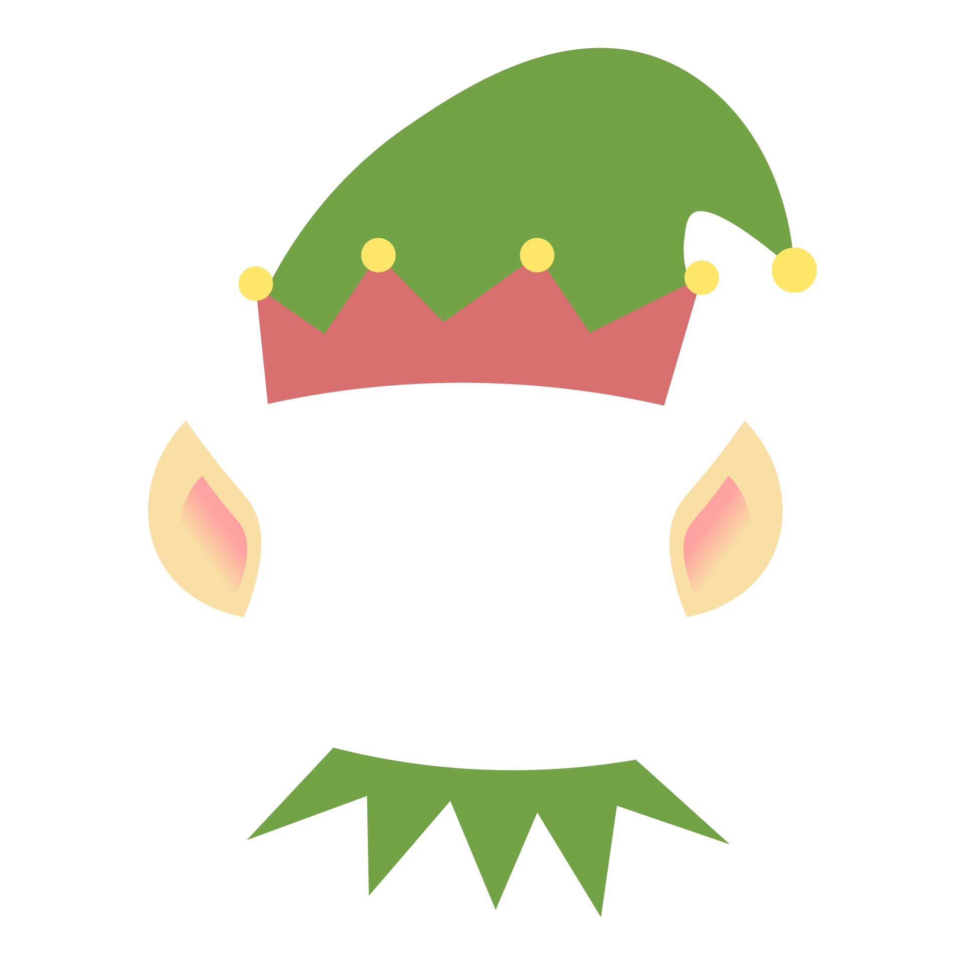It's just a picture of Légend Elf Yourself Printable