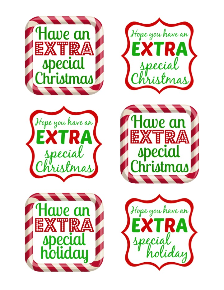 9 Best Images of Extra Gum Printable Gift Tags - Extra Gum ...