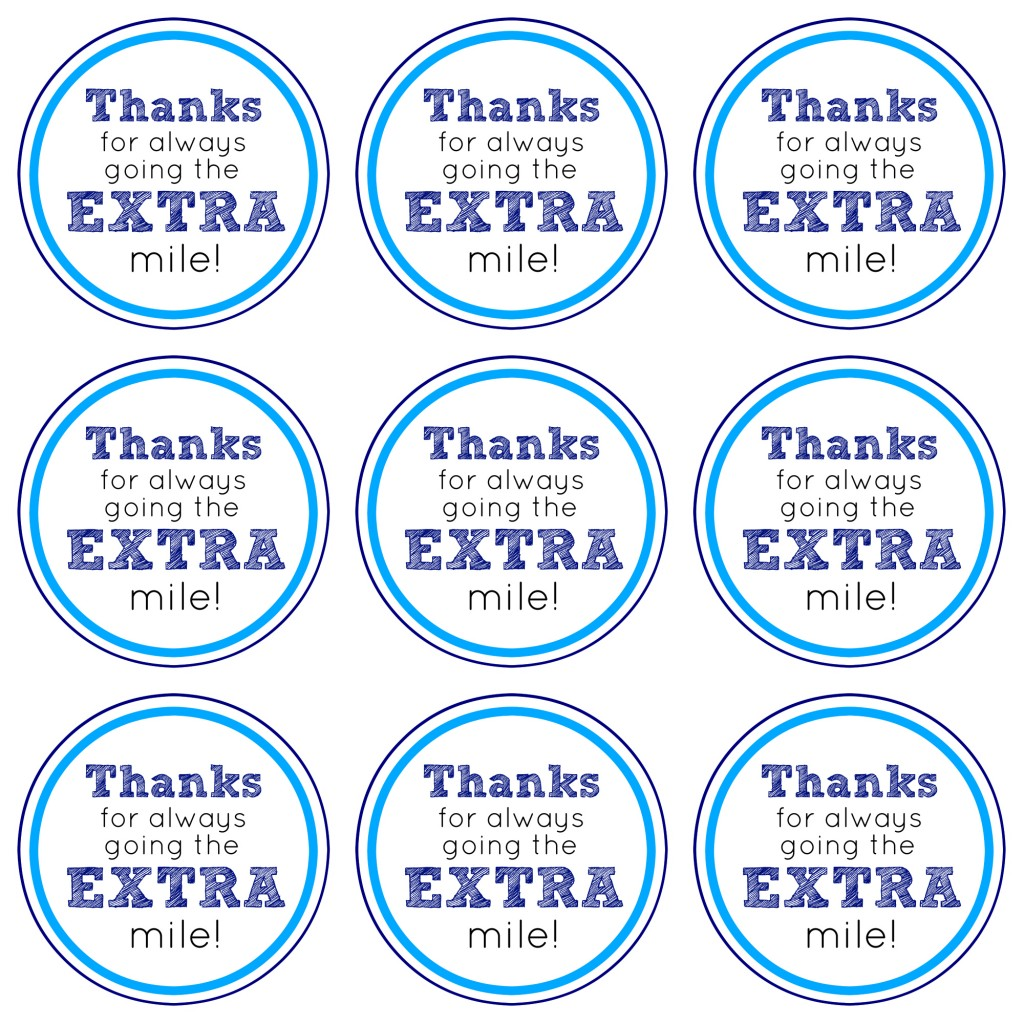 9 Images of Extra Gum Printable Gift Tags