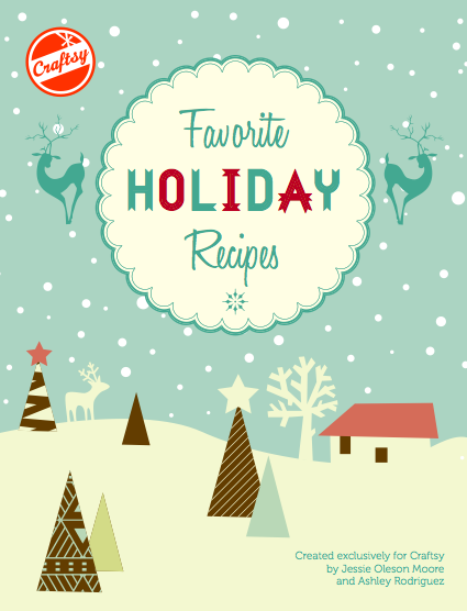 9 Images of Printable Holiday Recipes