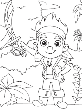 6 Images of Printable Disney Coloring Pages For Boys