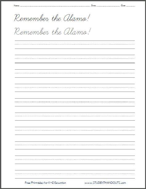 Number Names Worksheets : practice handwriting sheets printable ...