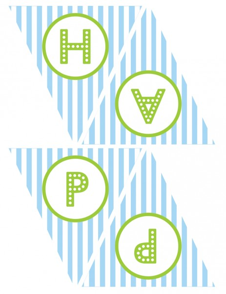 6 Images of Free Printable Boy Birthday Banners
