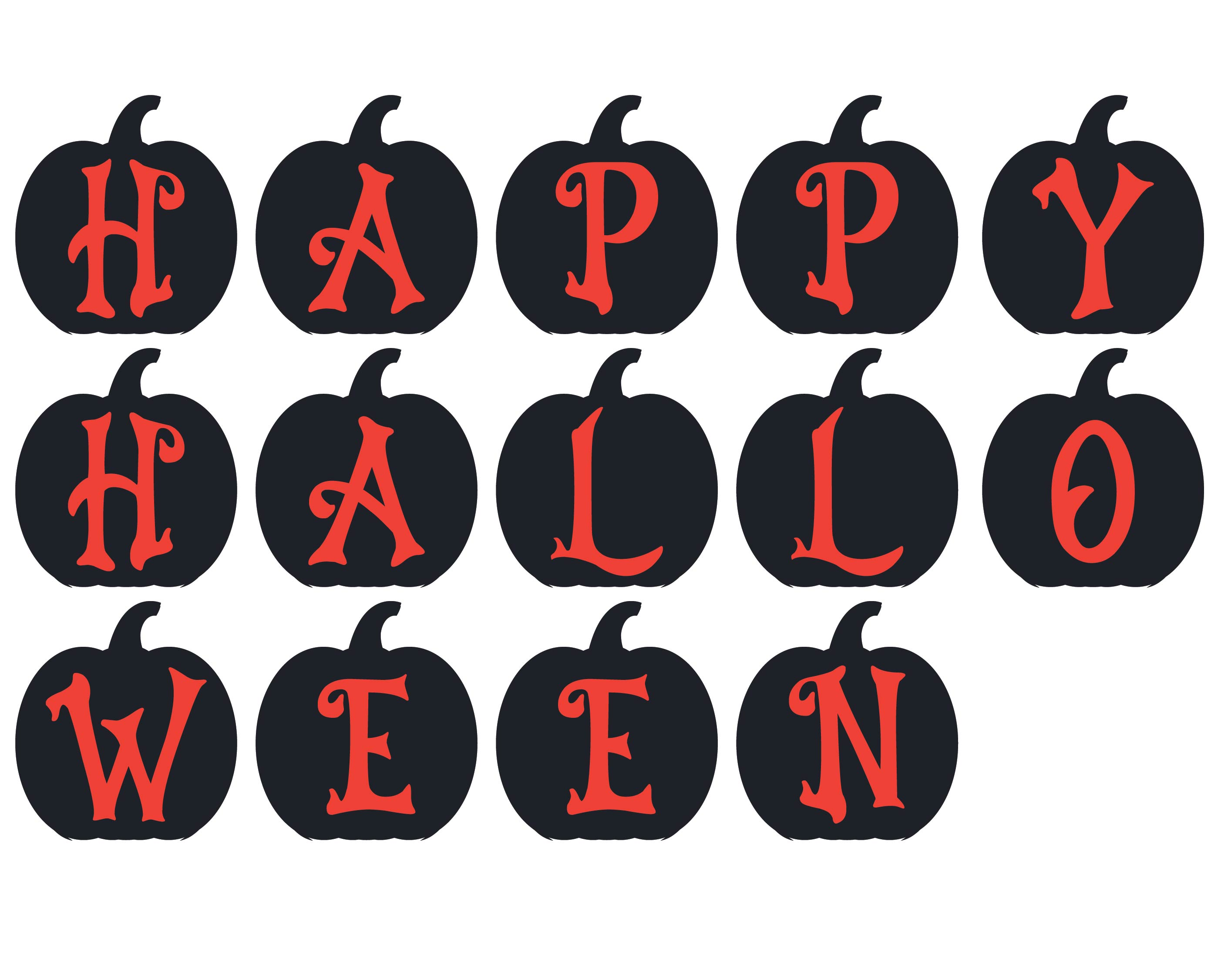 8 Images of Vintage Halloween Printable Banner