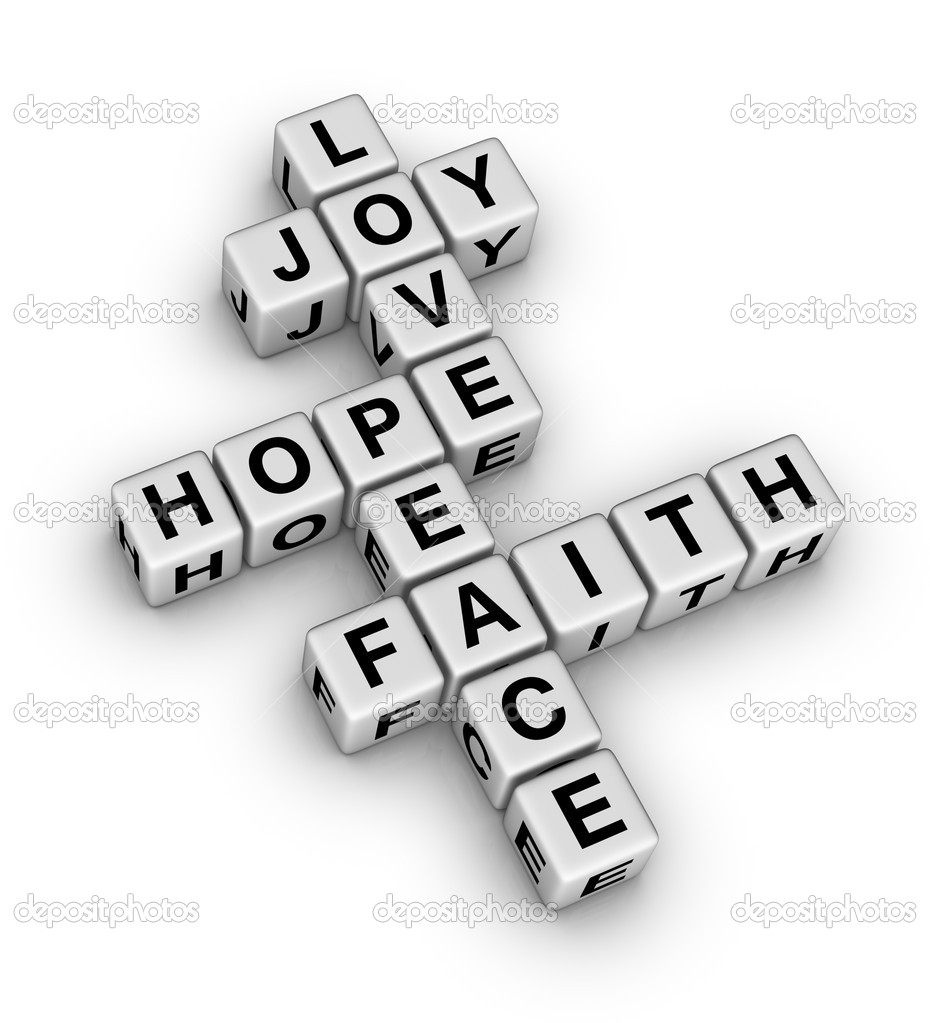 Gallery For > Christian Symbols Of Faith, Hope And Love