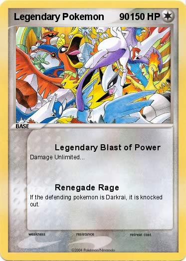 6 Best Images of Printable Legendary