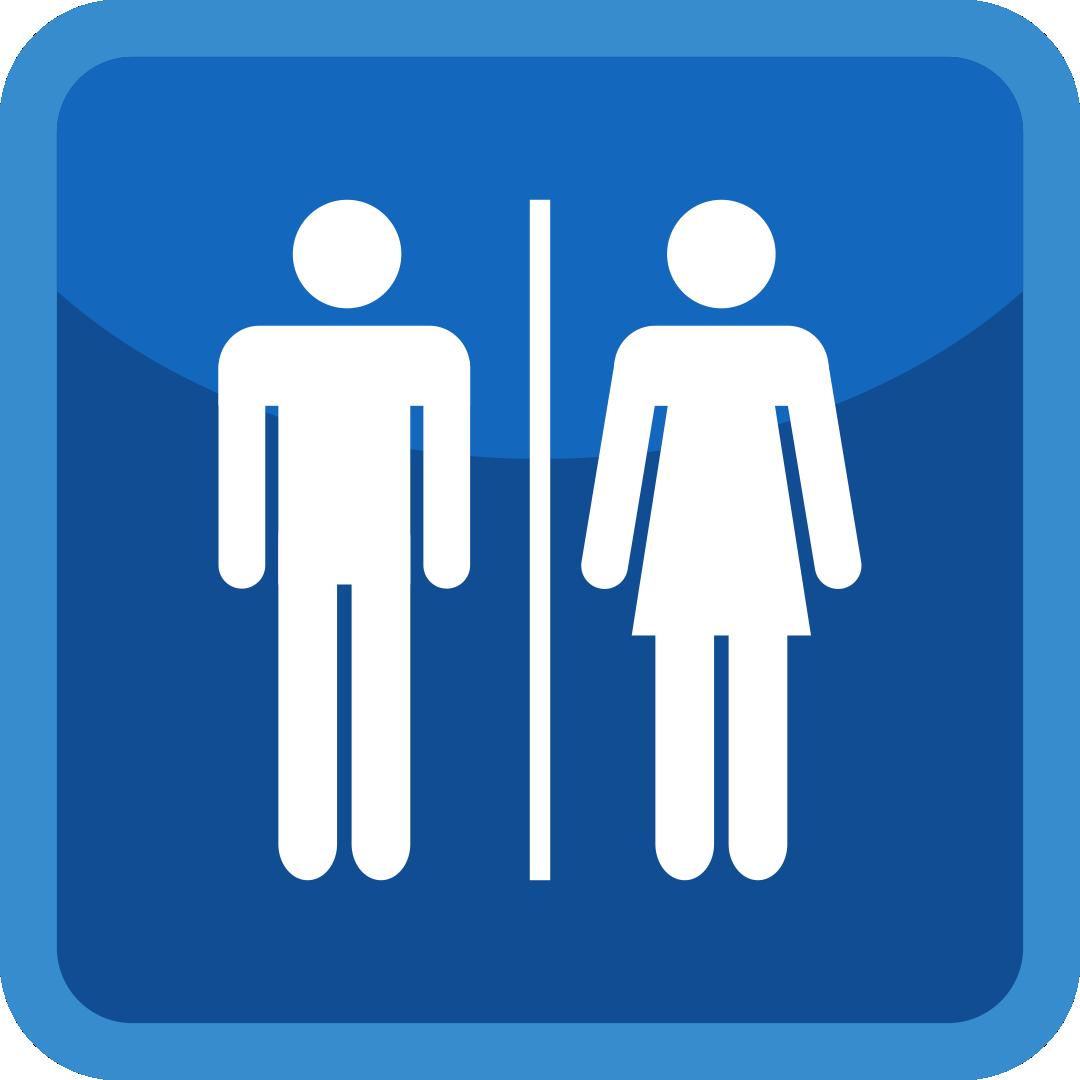 Toilet Signs Clip Art
