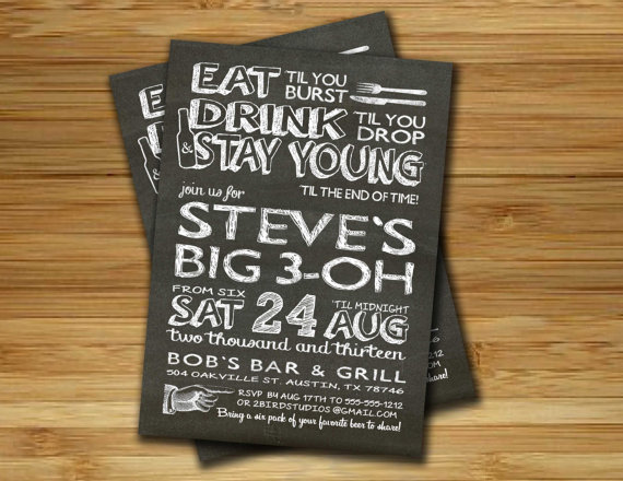 6 Images of 40th Birthday Invitations Printable That You Can Insert Picture
