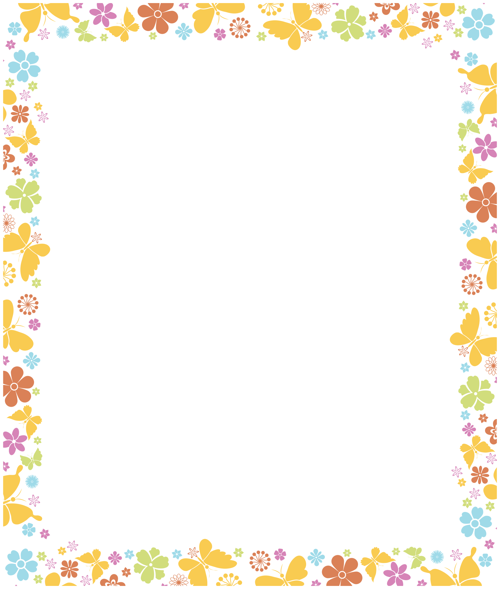 Clip Art Butterfly Pictures