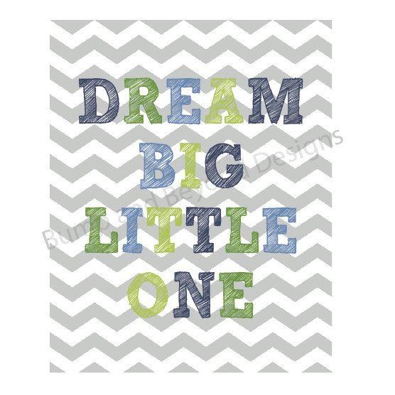 Free Printable Art for Baby Boy Nursery