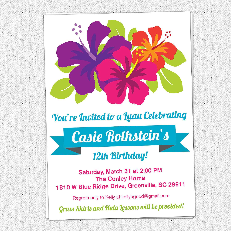 Luau Theme Party Invitation Wording theodore roosevelt party – Hawaiian Party Invitation Wording