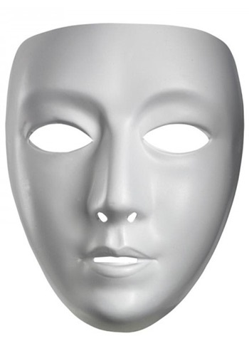 5 Best Images of Printable Blank Theatre Mask - Blank ...