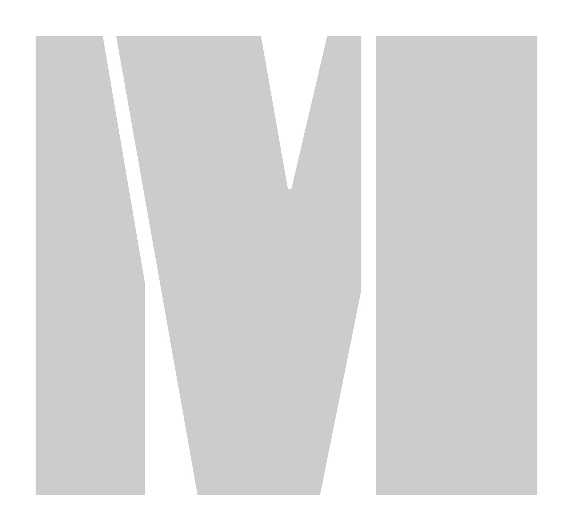 Letter M Stencil Printable
