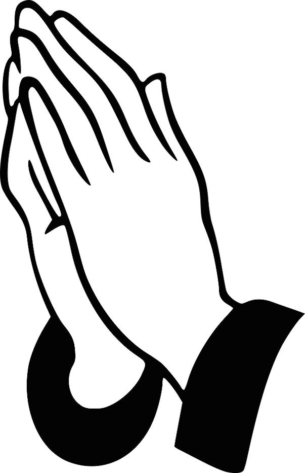 4 Images of Printable Prayer Hands