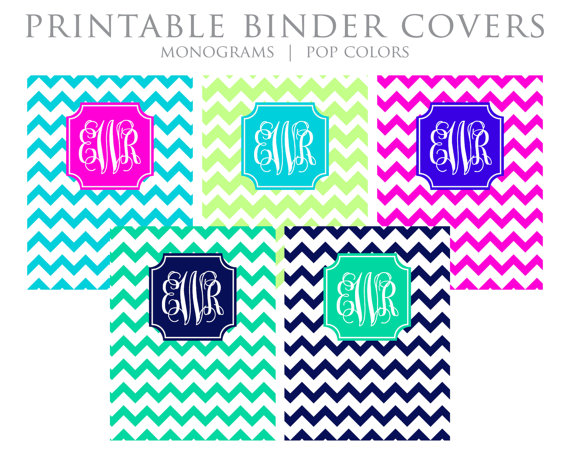 9 Images of Printable Binder Covers Blue