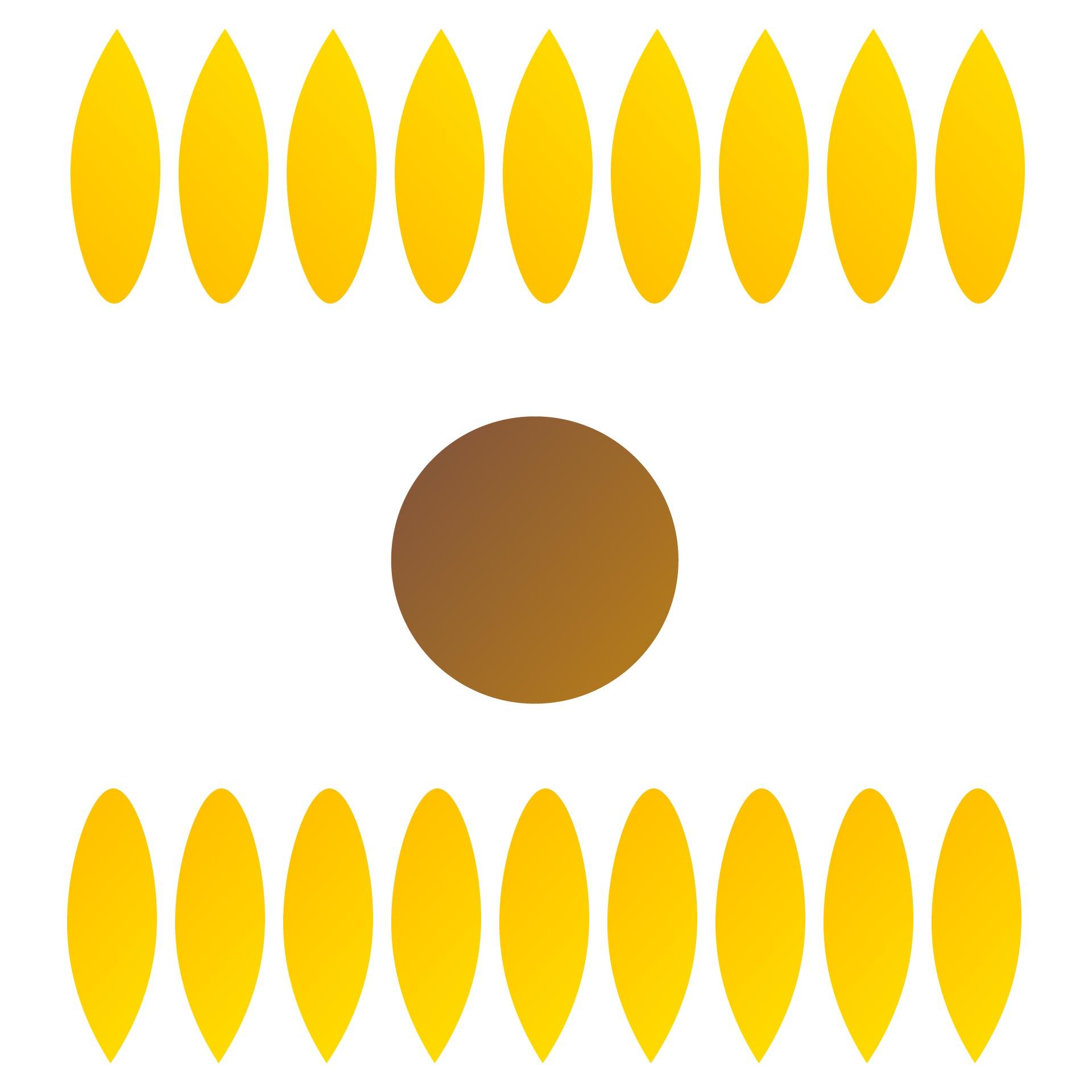 Sunflower Templates Pattern