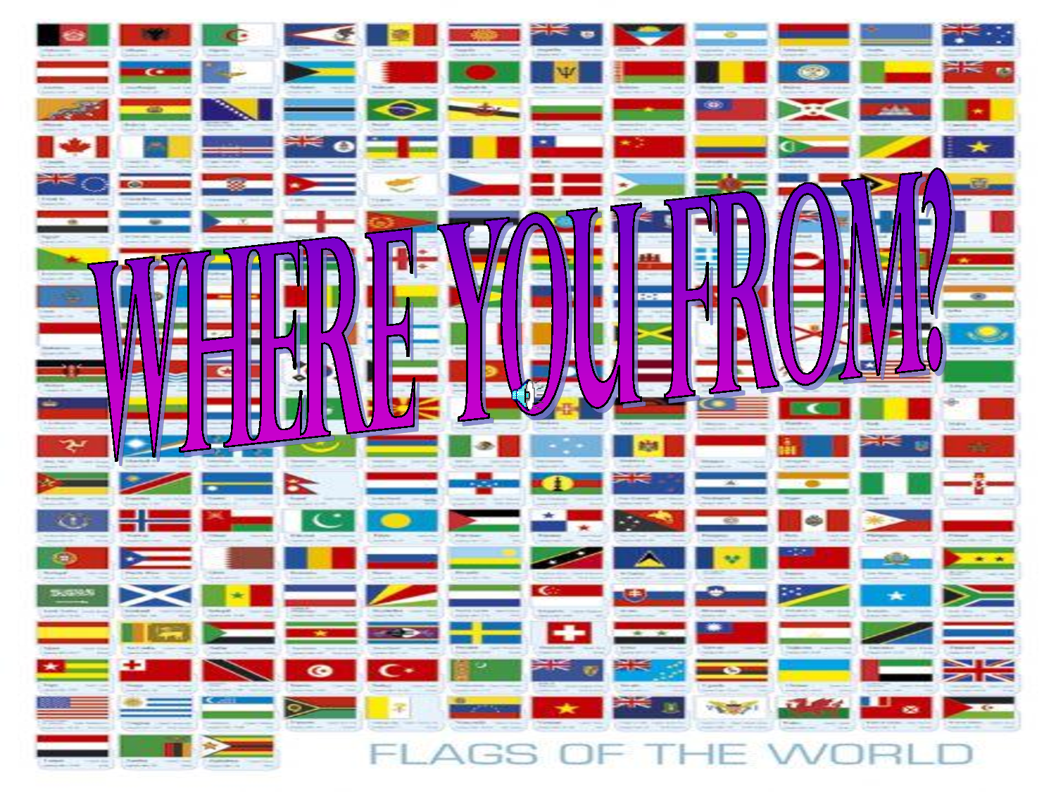 6 Images of Free Printable International Flags