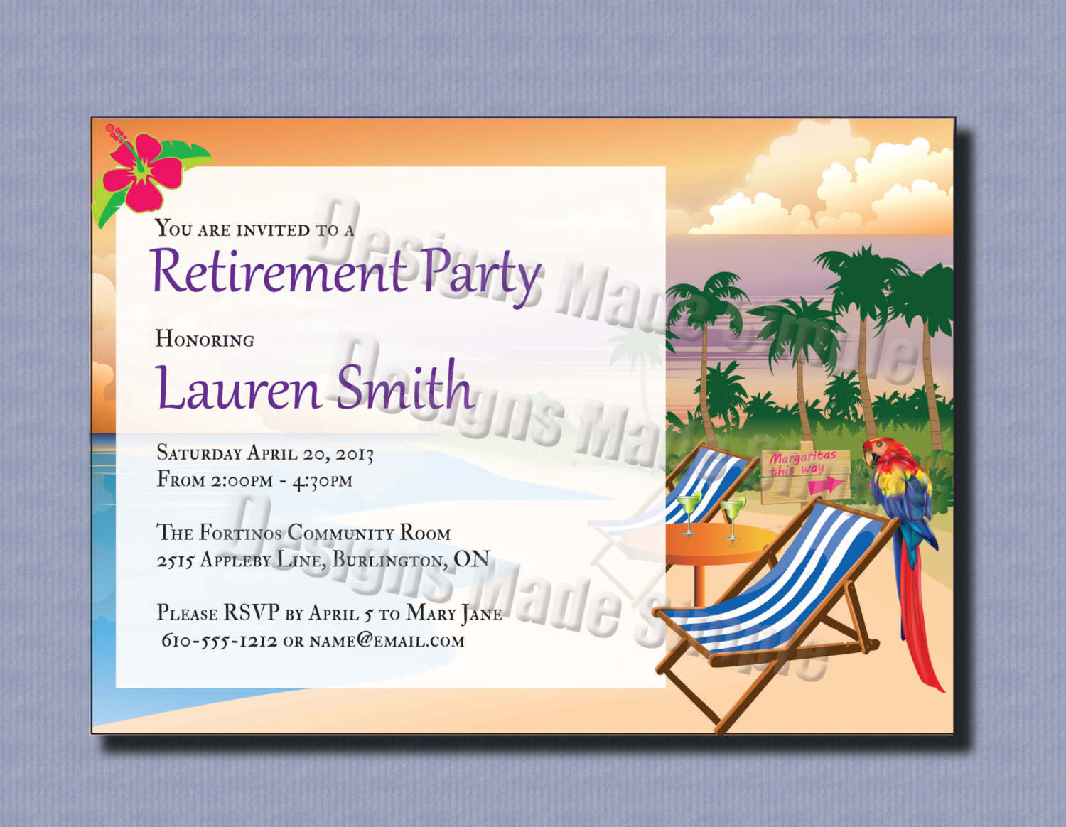 7 Images of Free Printable Retirement Templates