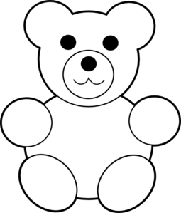 8 Images of Bear Pictures Clip Art Free Printable