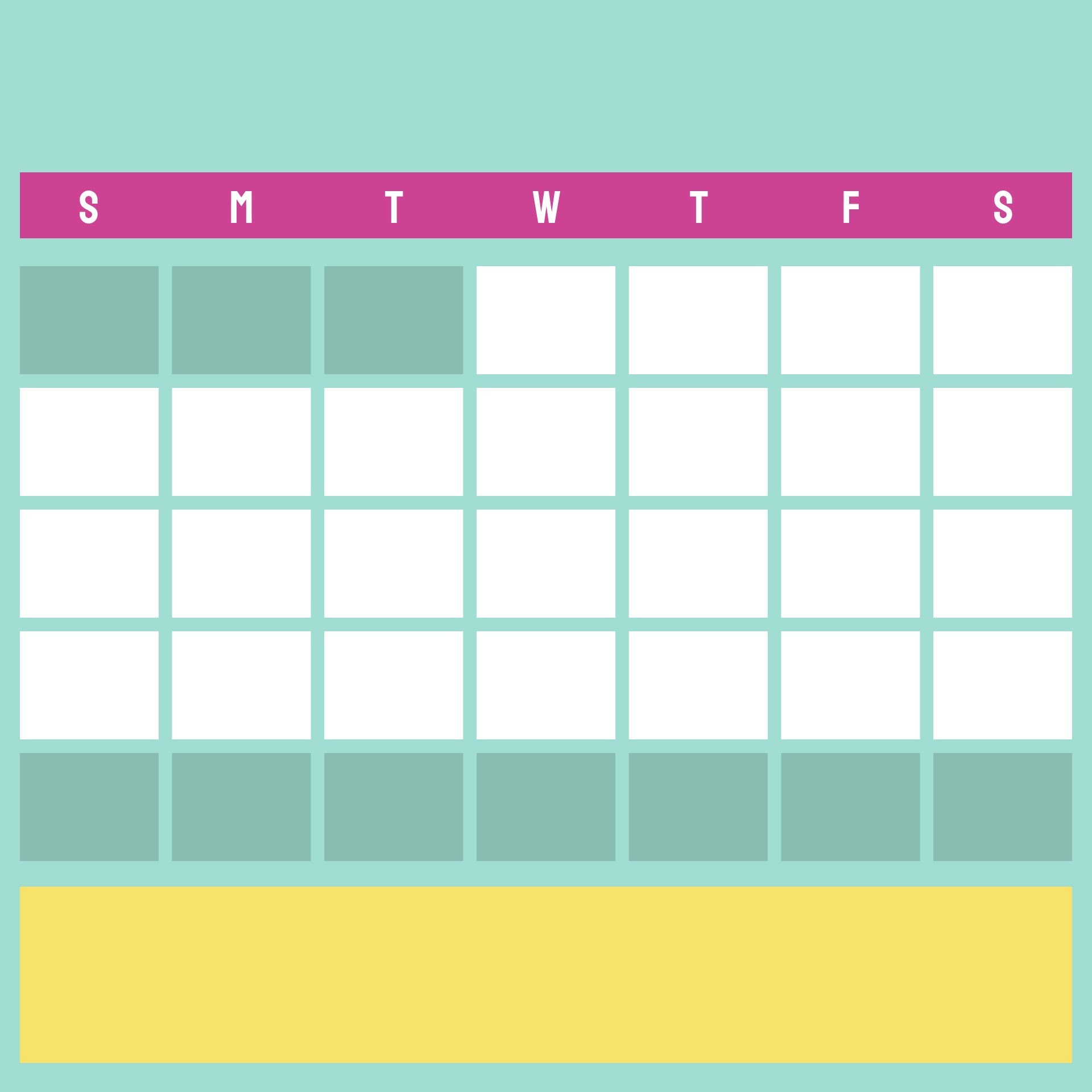 7 best images of kindergarten monthly calendar printable free printable calendar worksheets. Black Bedroom Furniture Sets. Home Design Ideas