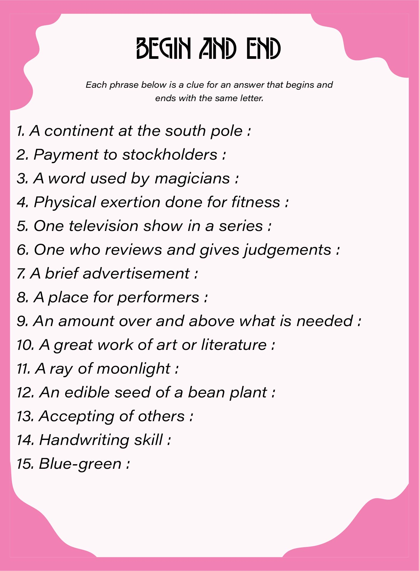 Worksheet Brain Teasers For Kids Worksheets brain teaser worksheets for grade 5 intrepidpath free printable with answers