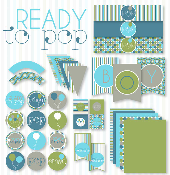 ready to pop baby shower printables ready to pop popcorn baby shower