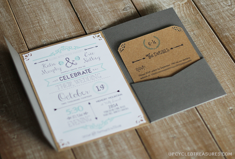 6 Images of DIY Wedding Invitations Templates Printable Free