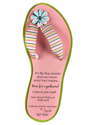 7 Best Images of Flip Flop Invitation Templates Printable ...