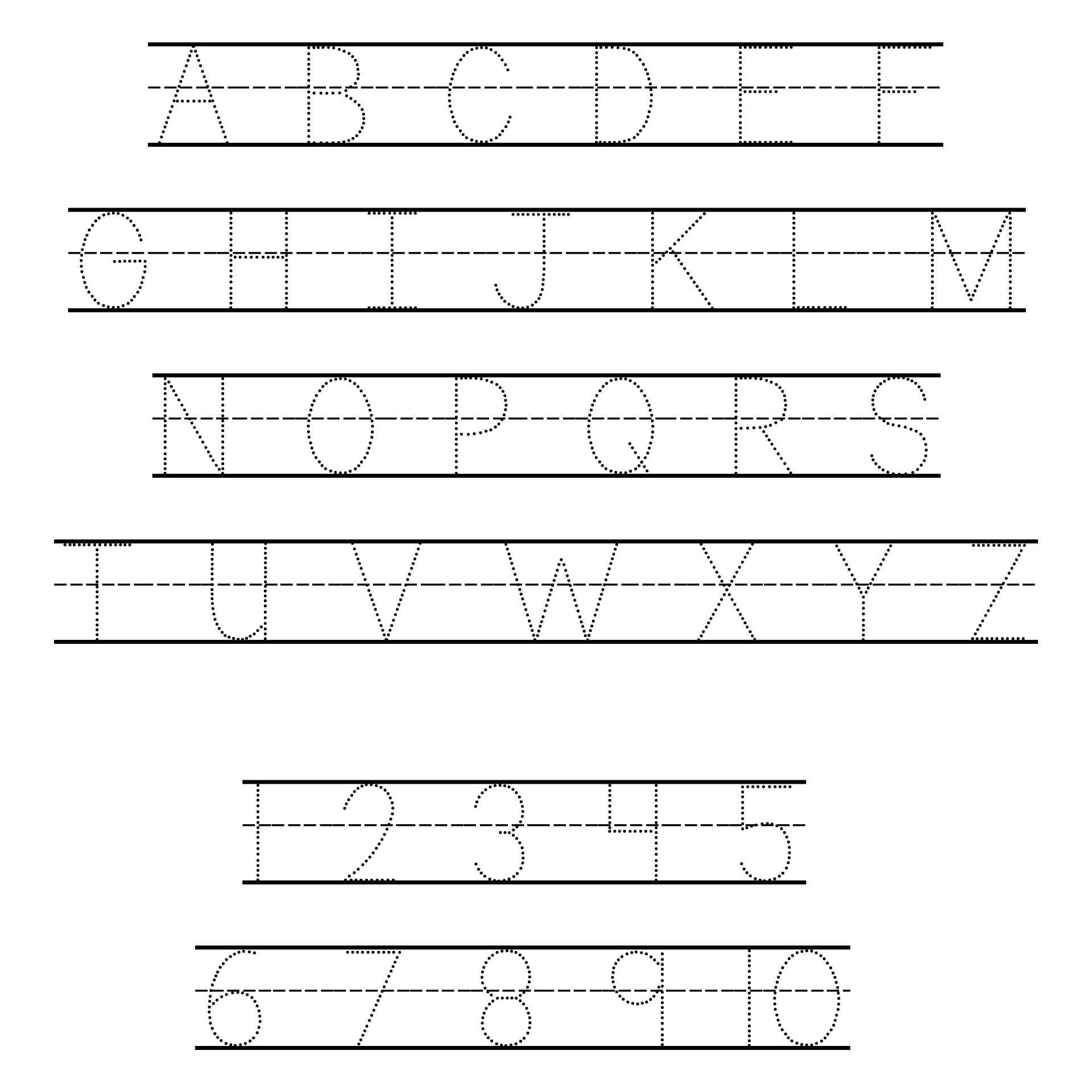 Abc Tracing Worksheet For Preschool - top awesome letter s ...