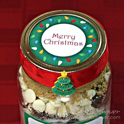 8 Images of Printable Christmas Canning Labels