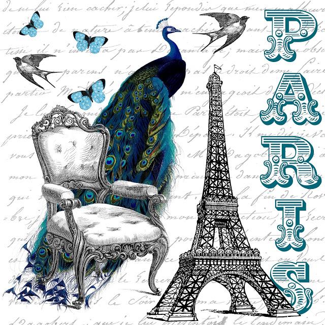 7 Images of Paris Bathroom Free Printables