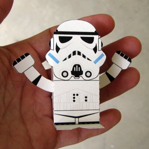 8 Images of Free Printable Star Wars Crafts