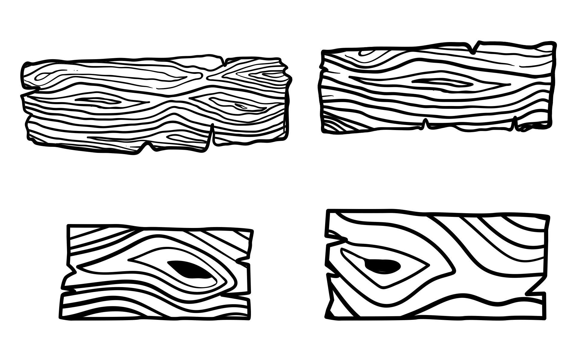 Printable Wood Patterns