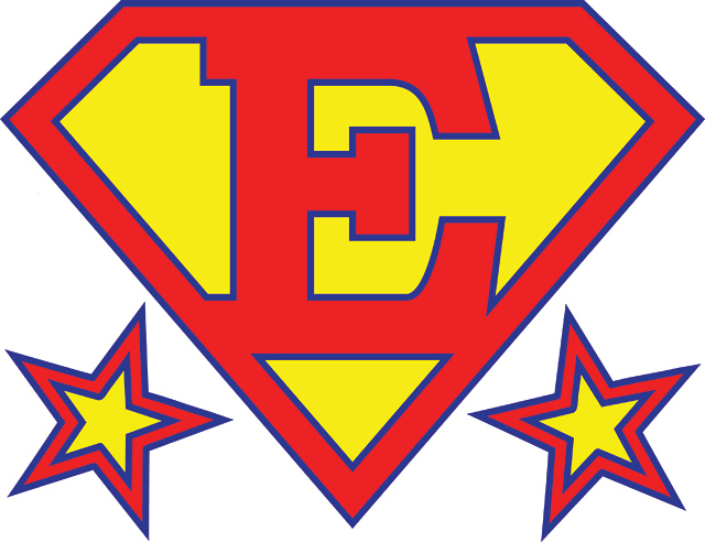 6 Images of Superman Letters Free Printables