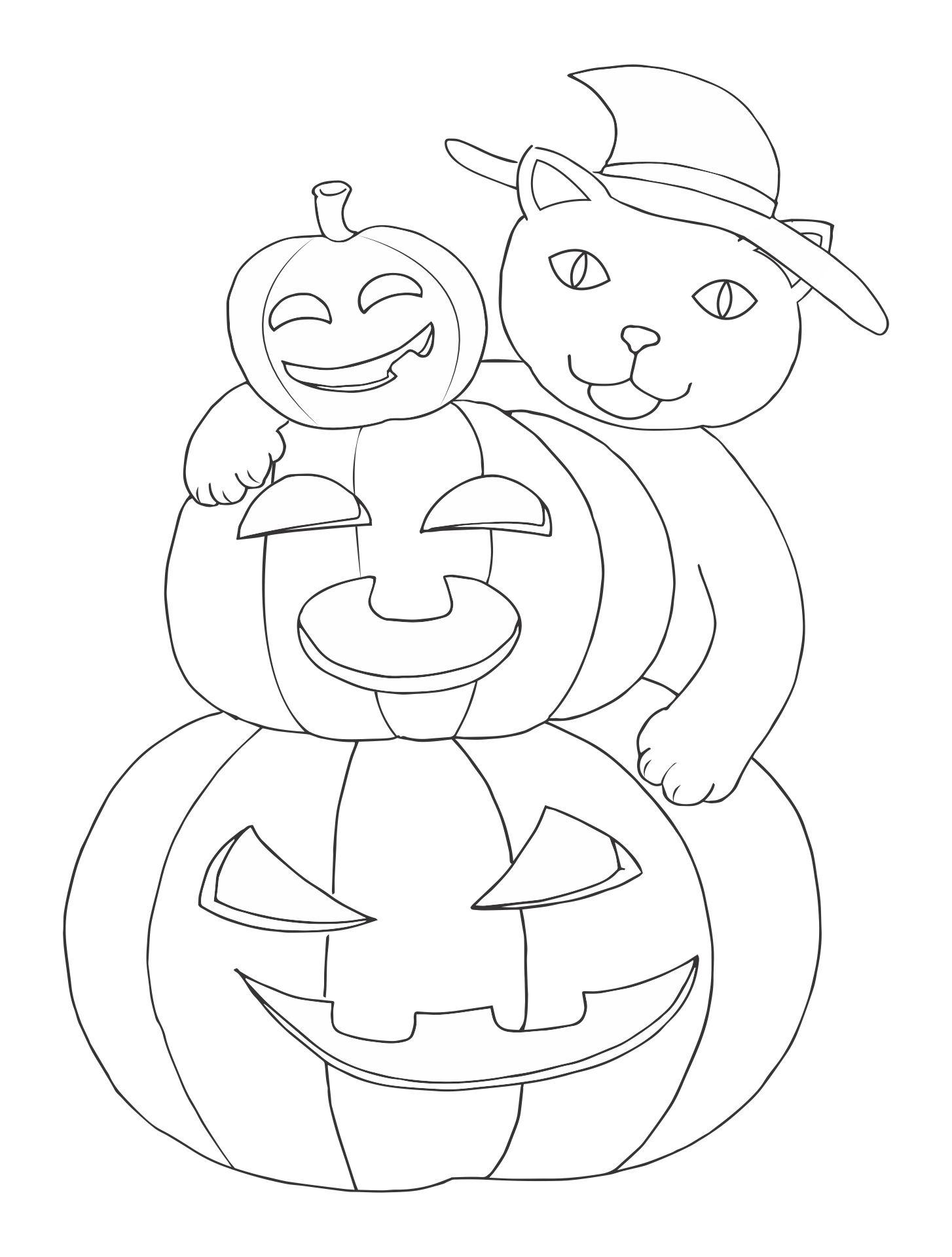 Fun Halloween Printable Activities