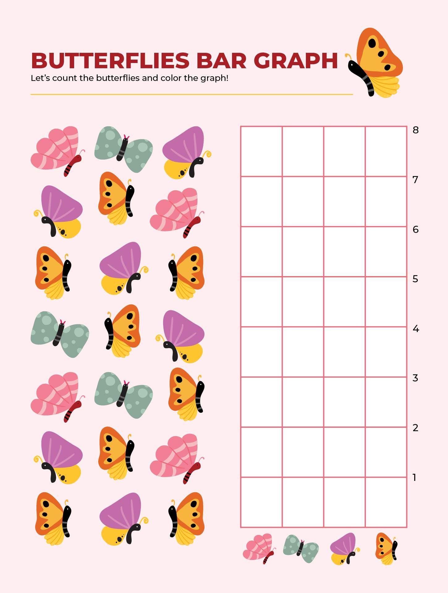 math worksheet : 8 best images of kindergarten graphing worksheets printable easter  : Kindergarten Graph Worksheets