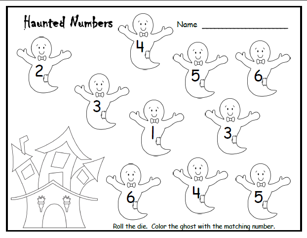 Number Names Worksheets » Free Pre K Printable Worksheets - Free ...