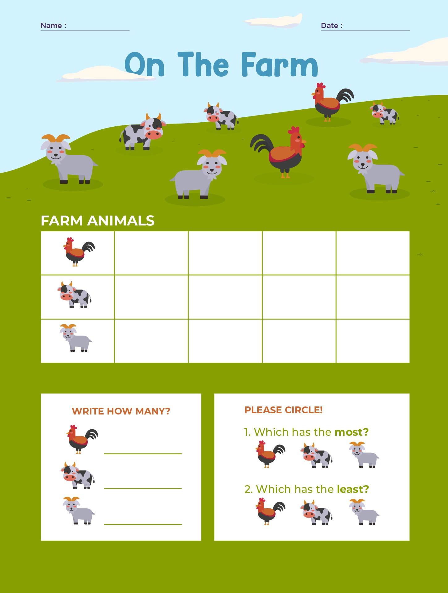 math worksheet : 8 best images of kindergarten graphing worksheets printable easter  : Kindergarten Graphing Worksheets