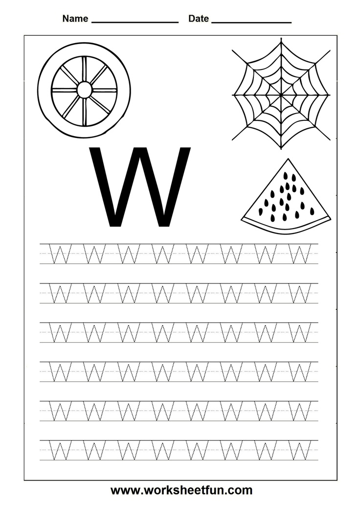 Worksheetfun Tracing Letter : Capital u small letter tracing worksheet croonpogu