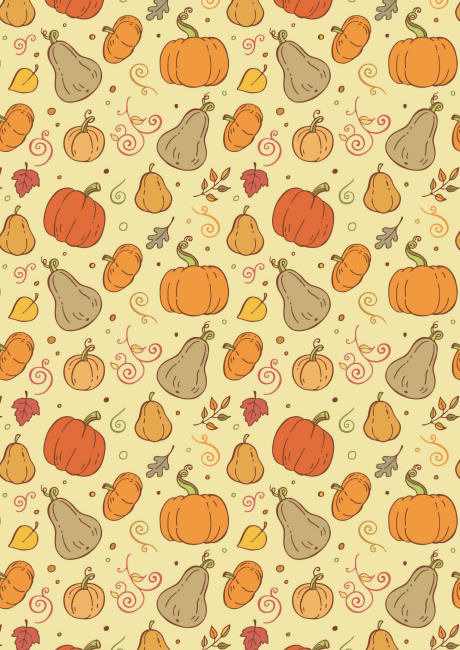 5 Images of Free Printable Fall Scrapbook Paper