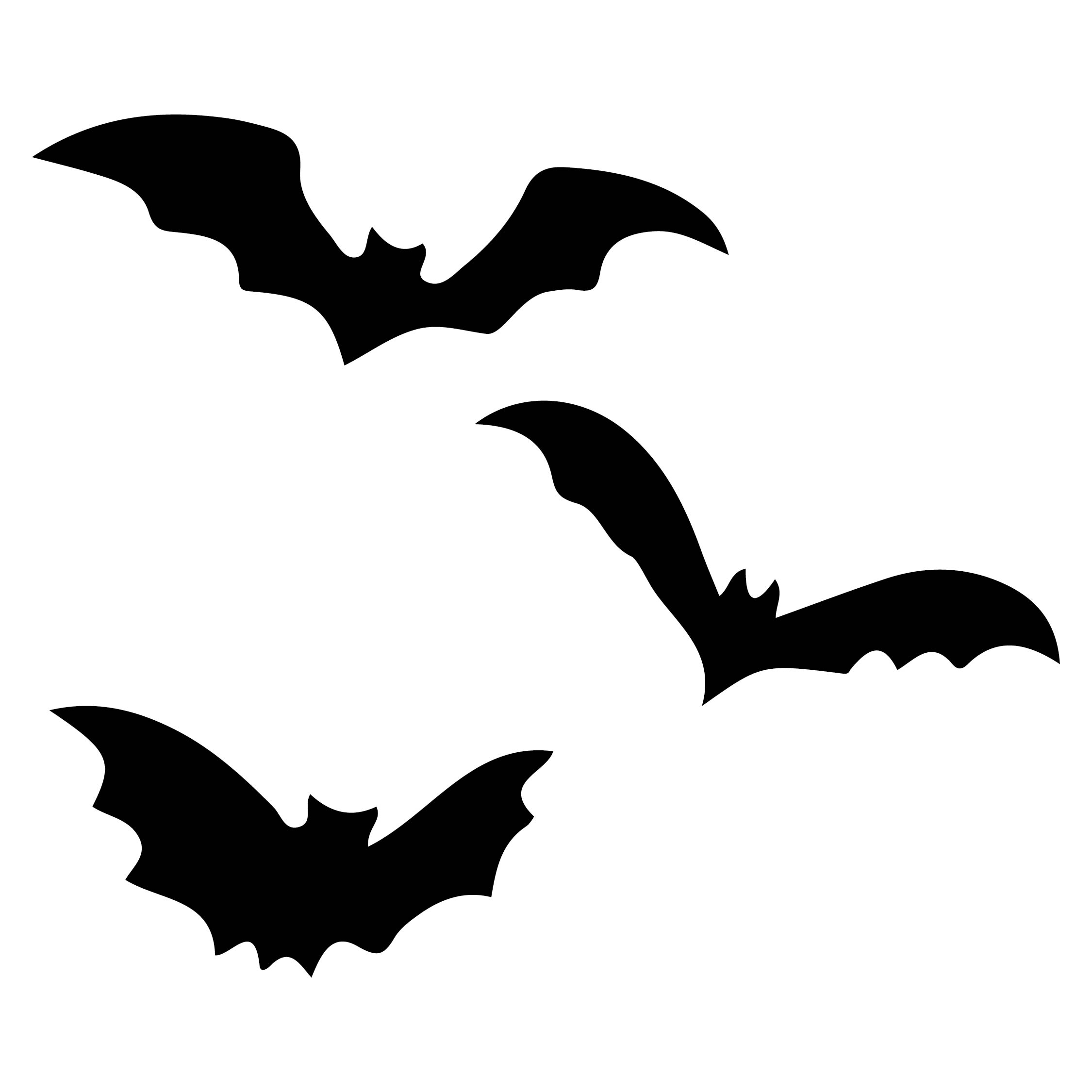 7 best images of halloween bat stencils printable for Halloween pumpkin painting templates