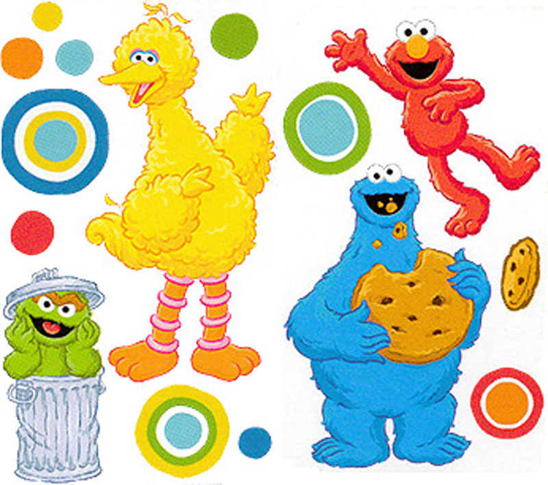 7 Images of Big Bird Clip Art Printables