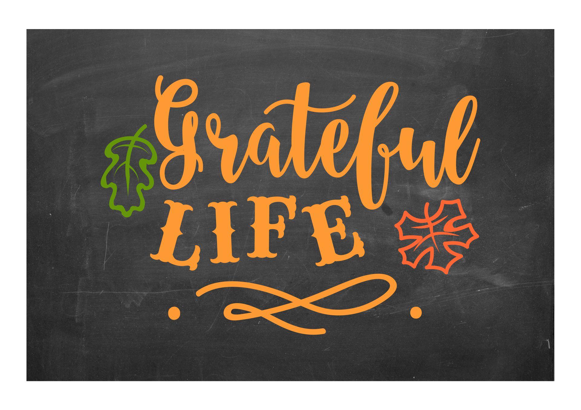 Thanksgiving Chalkboard Printables