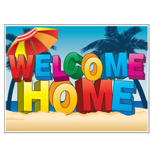 6 Best Images of Welcome Home Banners Printable - Free ...