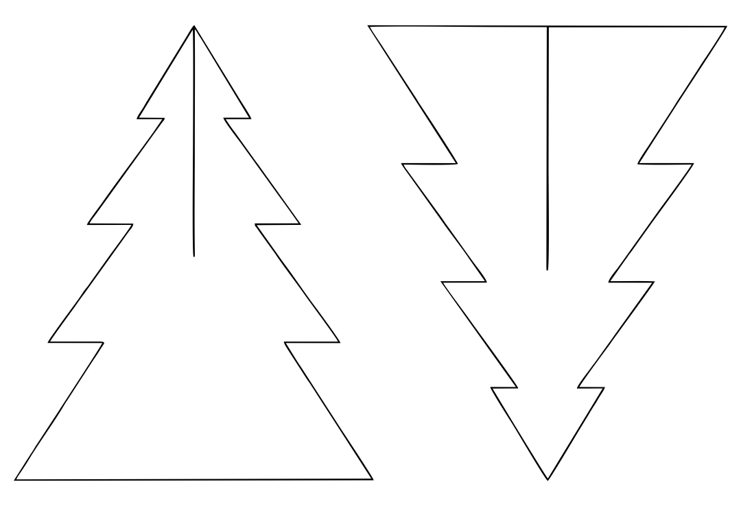 11+ Christmas Tree Template