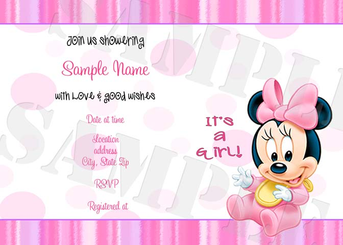 Invites Templates Free. . Twin Baby Shower Invitations Templates Free ...