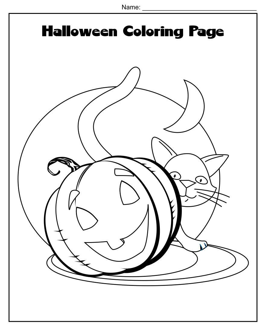 Free Worksheets Halloween Worksheets For Kids Free Printable – Halloween Worksheets for Kids