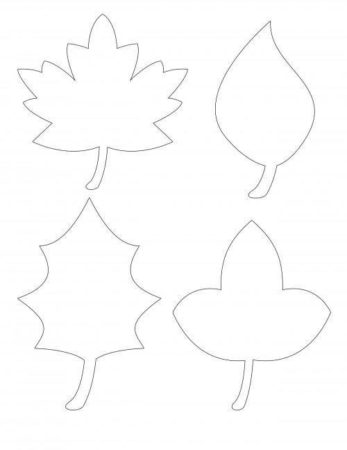 Free Printable Thankful Tree Leaves